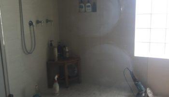 Bathroom Shower Glass Scratch Repair