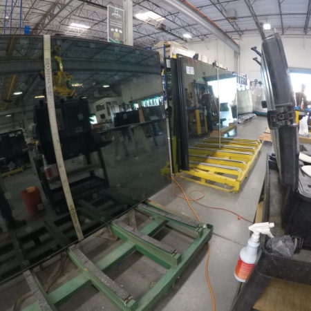 fabrication debris glass restoration chandler az